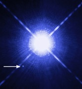 Sirius double star