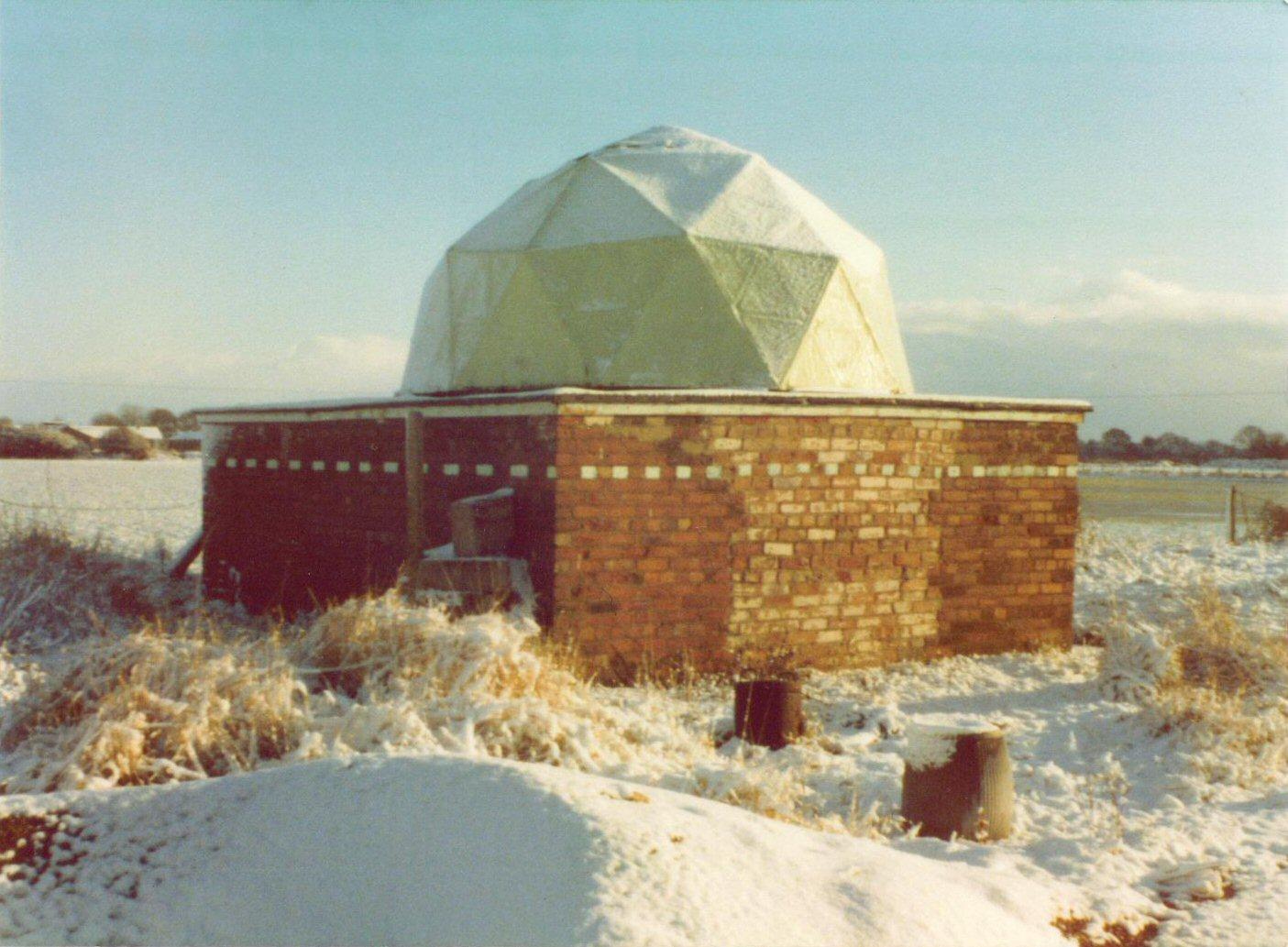 York Astro observatory 30 Dec 1978