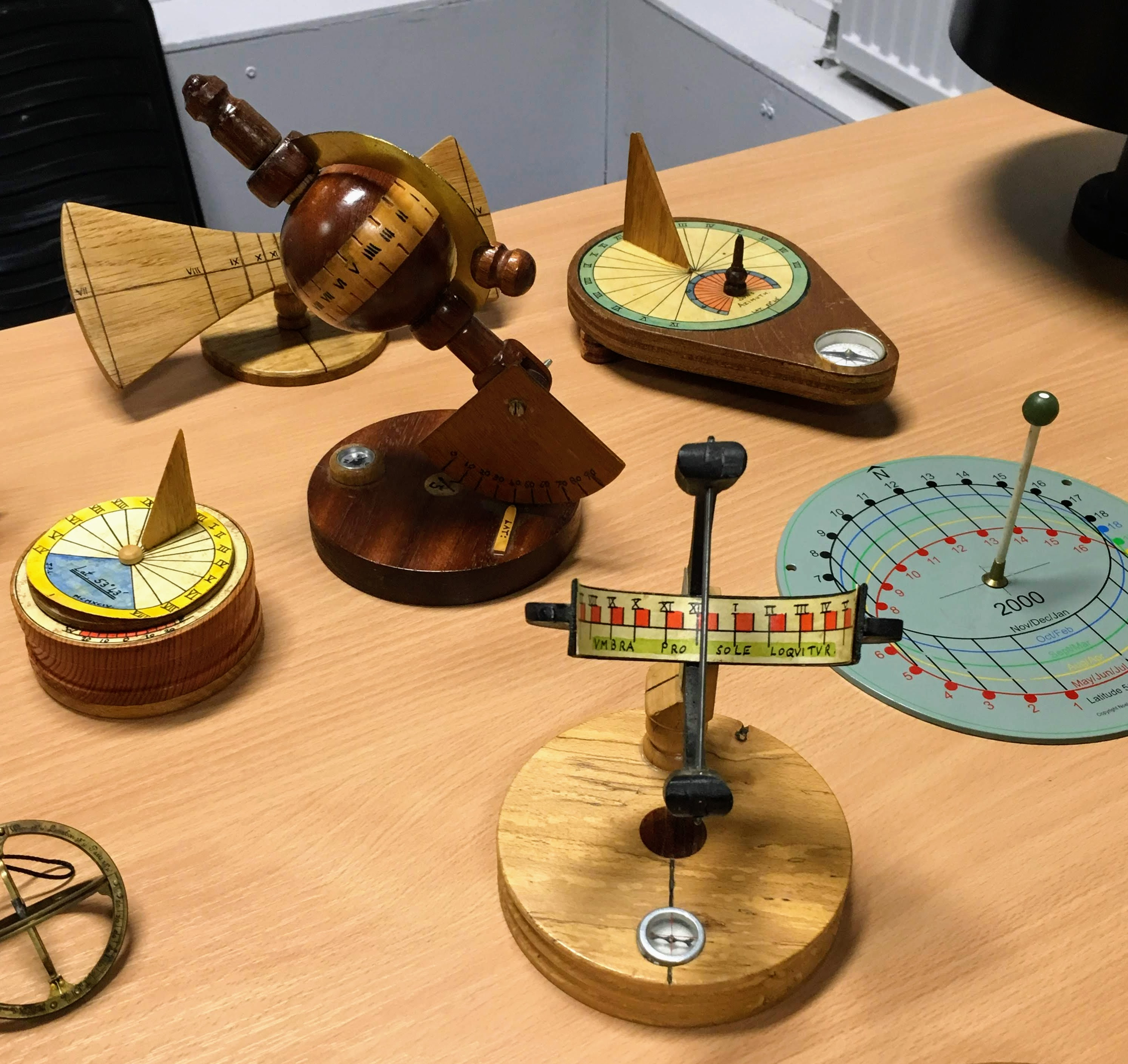 sundial collection