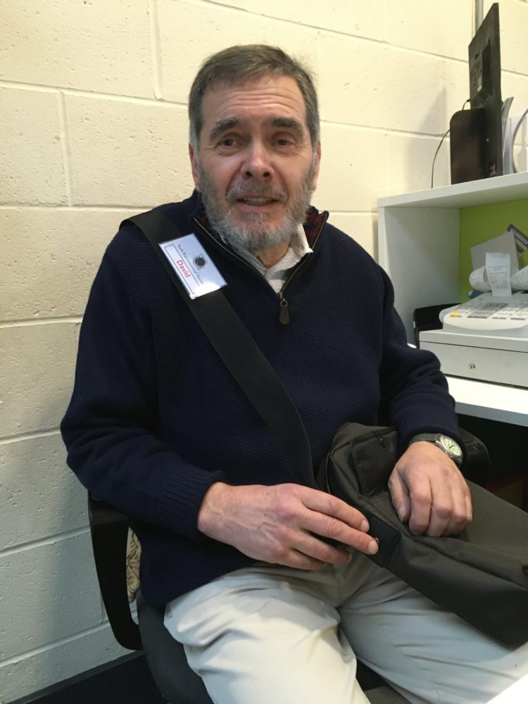 York Residents' Weekend - David Friend