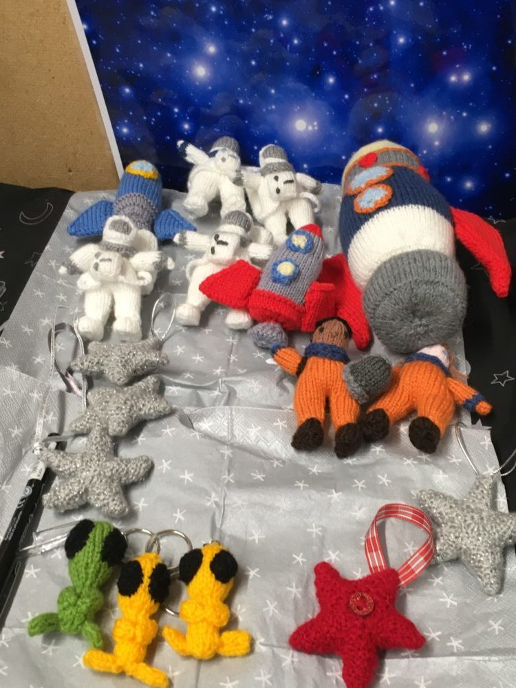 York Residents' Weekend - astro-knits