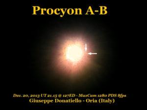 Procyon A-B