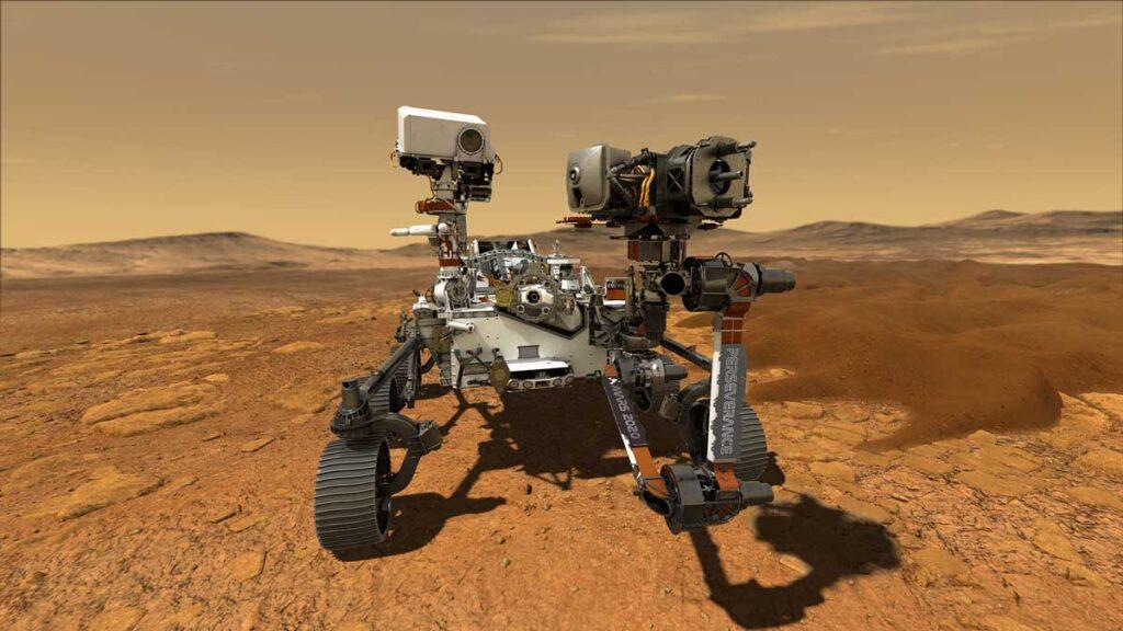 Mars2020PerseveranceRover