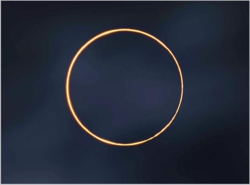 Tibetan Solar Eclipse 2020